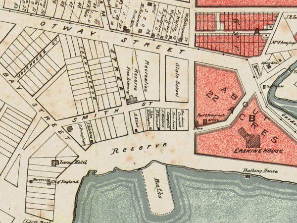 Lorne-historical-map