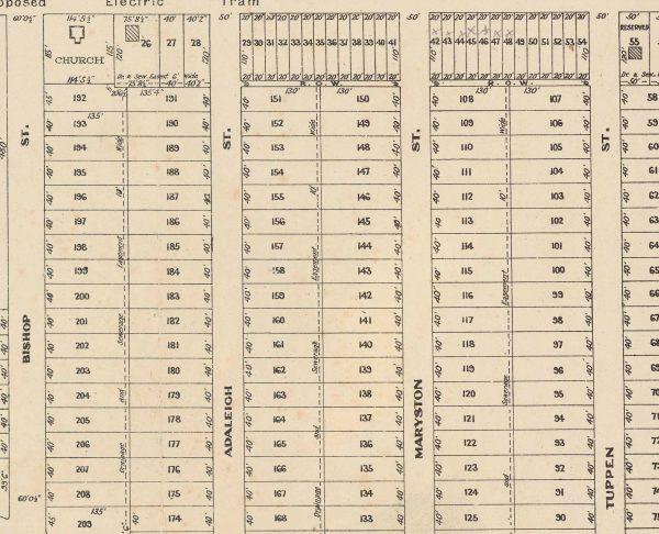 Historical maps   Maps   Interior Decor   Melbourne   Print modern   Yarraville   Inner West