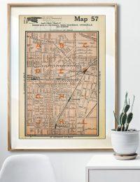 Map 57 Inner West
