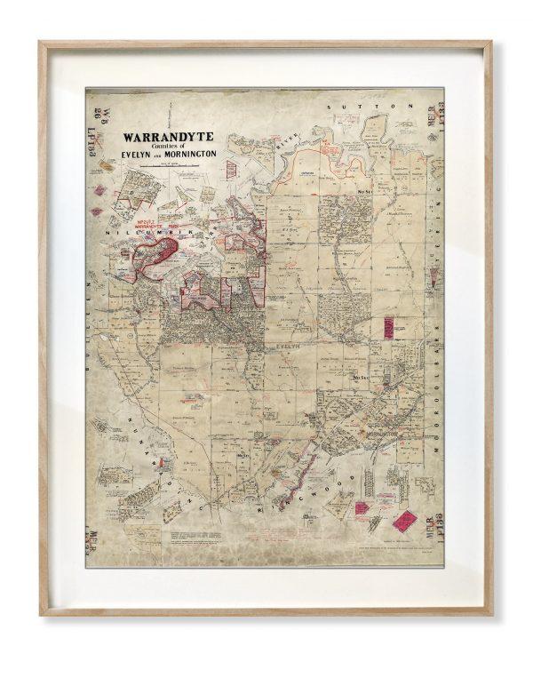 Prints | Vintage Maps | Print modern